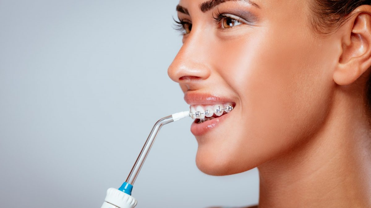 How to Use a Waterpik Water Flosser or Dental Floss